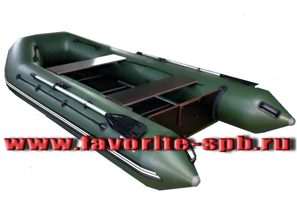 Лодка EXPERT PRO-340