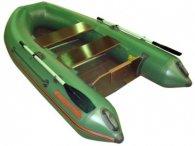 Надувная килевая моторно – гребная лодка CATFISH-270